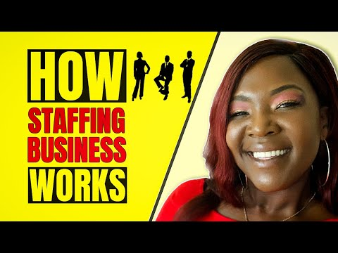 How The Temporary Staffing Business Works