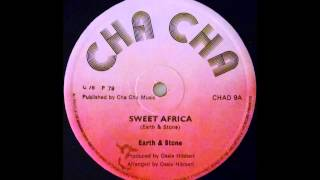 EARTH & STONE - Sweet Africa [1978]