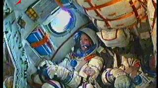 Старт КК Союз ТМА-18 (трансляция). Spacecraft Soyuz TMA-18 Start. thumbnail