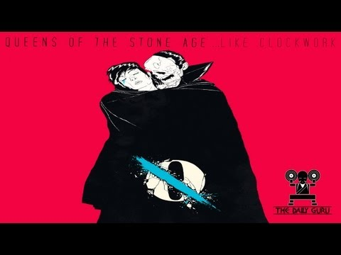 """Queens Of The Stone Age, """"...Like Clockwork"""" Album Review - New Music Monday"""