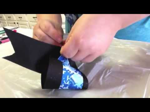 How To Make Cheer Bows Without Sewing