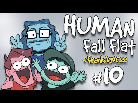 Human Fall Flat (ft. FrankJavCee) - EP 10: Finally Free