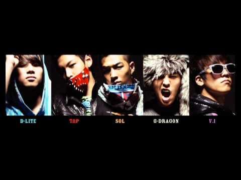 BIGBANG MY HEAVEN Japanese& Korean remix .wmv