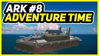 Let's Play ARK Survival Evolved Valguero! Episode 8