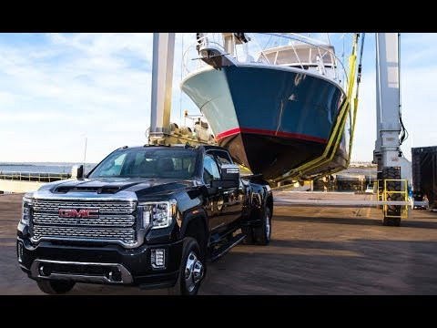 2020 GMC SIERRA HEAVY DUTY - (2500HD and 3500HD) - BIGGER, STRONGER and SMARTER