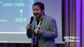 Da Bitcoin ad Ethereum, dagli smart contract al lighting network - Crypto Coinference 2018