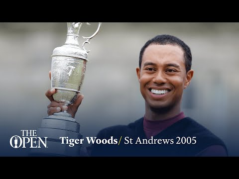 Tiger Woods wins at St Andrews | The Open Official Film 2005