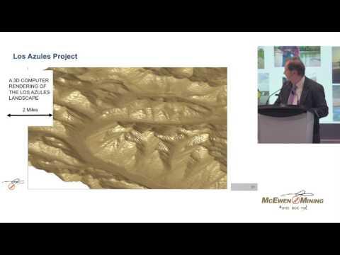 McEwen Mining 2017 AGM - Los Azules