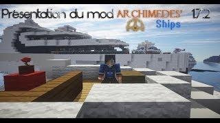 Présentation du mod minecraft Archimedes