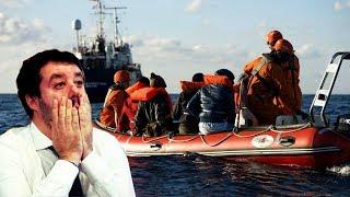 Migranti, alla fine lasciano l'Italia sempre sola (21 gen 2019)