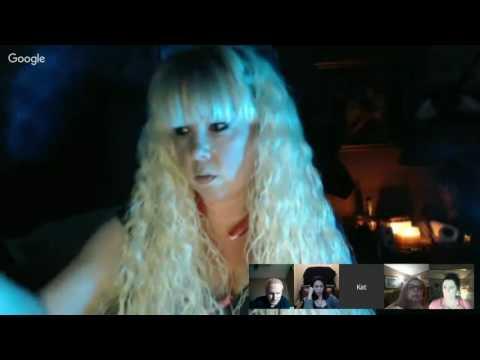 Part 1 of 2 Murder Victim, Kaylee,  Sceance Another LIVE SLS Camera, Spirit Box Session,