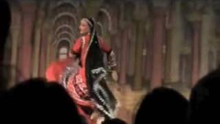 Tribal Fest 09  Colleena: Rajasthani (Khalbelia) Gypsy Dance