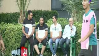 مع شوبير - طارق العشري يستعيد بريقه في ليبيا