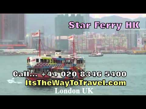 [Executive Business Travel] Air Bus A380, Hong Kong, The Peak & Star Ferry