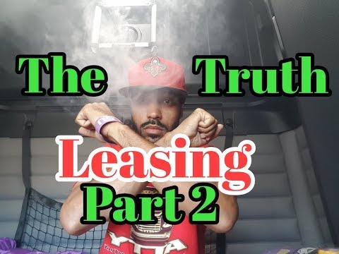 Trucking: The Truth About Leasing Part 2(Finale)