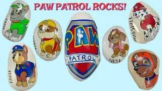 The Paw Patrol Turns into ROCKS! Can We Find the Pups & Ryder
