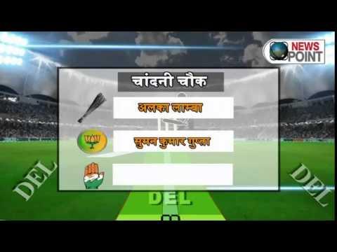 DELHI ELECTIONS RESULT 2015 : Chandni Chowk Constituency