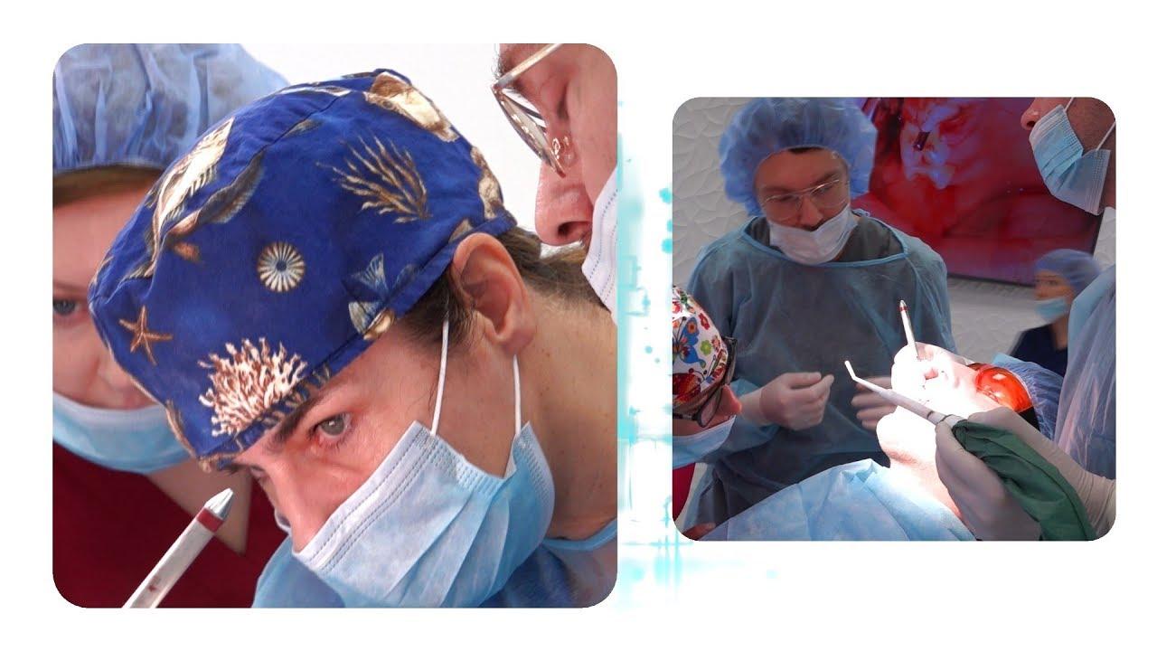 Practiculum Implantologii Sezon VIII A Sesja 6 zabieg 2