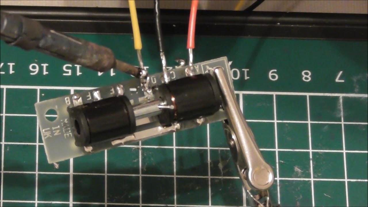 Wiring Diagram Seep Point Motors : Wiring seep pm point motors youtube