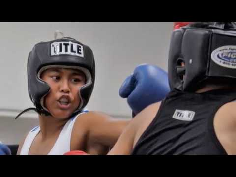 Fight Night 11 Video at Wahiawa Middle School Mar 11, 2017