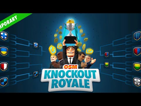 THE NEW BEST OSM 2021 TOURNAMENT KNOCKOUT ROAYLE!   1500 BOSS COINS PRIZE FOR THE WINNER!