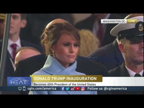 The Heat: The Inauguration of President Trump PT2