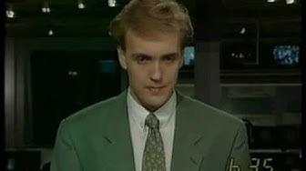 Aprillipila Huomenta Suomi -ohjelmassa 1990-luvun alussa