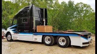 Ремонт США. Перевоплощение Volvo из  RV в седельного тягача.