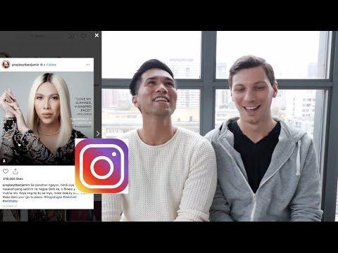 Vice Ganda Instagram Raid