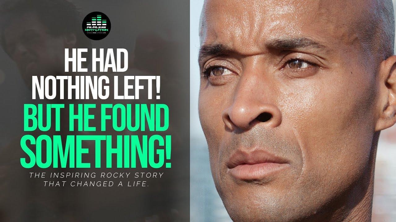 The Rocky Movie Changed My Life David Goggins