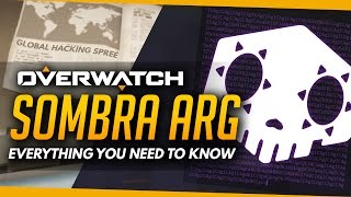 Overwatch | Sombra ARG - Everything You NEED To Know