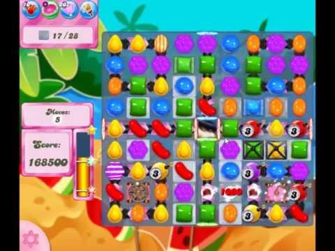 Candy Crush Saga Level 2518 - NO BOOSTERS