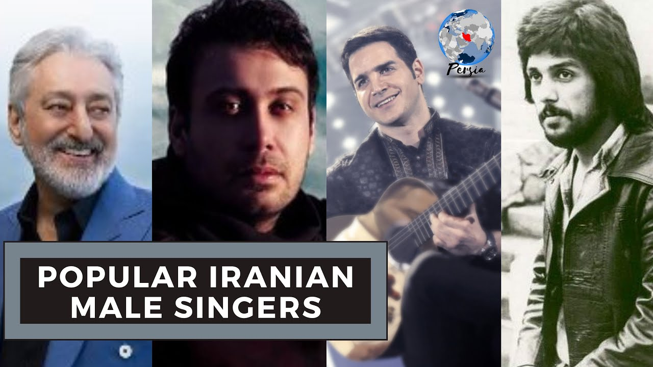 Download Top 10 Most Popular Iranian Male Singers in the World