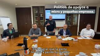 Medidas Económicas Ante El Coronavirus | Gobierno De Jalisco