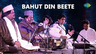 Sabri Brothers: Bahut Din Beete (World Sufi Spirit Festival | Live Recording)