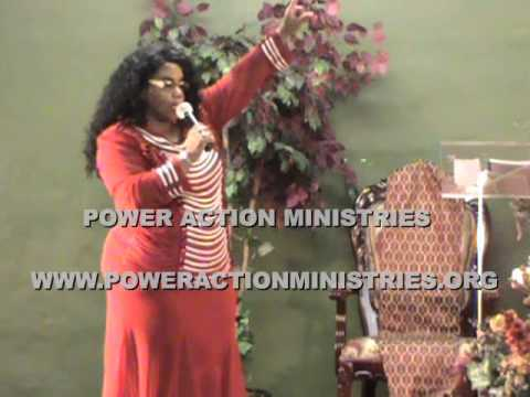 Apostle Geraldine Newchurch---NO ROOM PT.1