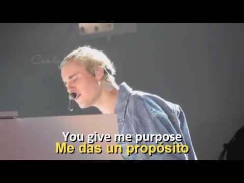 Justin Bieber - Purpose (Live) Sub Español.