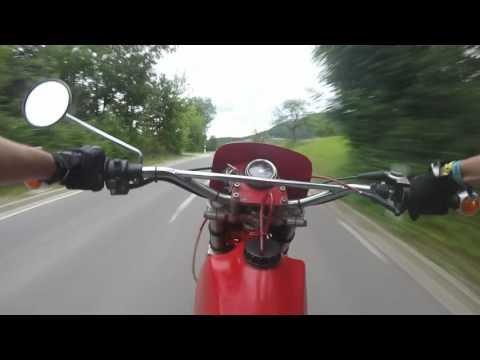 Maico 490 RAW ride twostroke
