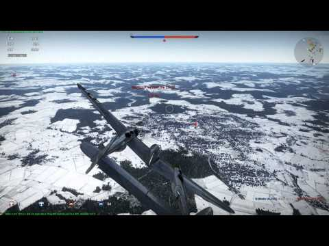 War Thunder - Historical Battles - Learning How To Not Suck