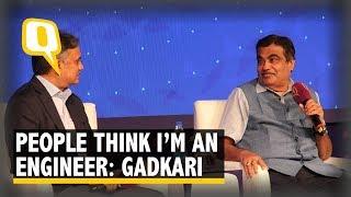 BOL | Nitin Gadkari: People In My Department Think I'm An Engineer