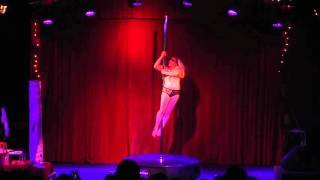 Pole Dance Ireland Pole Princess Competition 2015 - Eve Woods