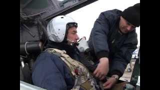 Полет с героем России на СУ-30 .m2p
