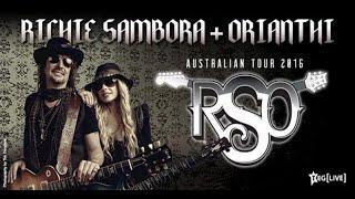 RSO (Richie Sambora + Orianthi) - Soundstage, WTTW Chicago, US (Oct 31, 2017) 2160p UHDTV UltraHD 4K