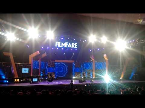 Exclusive Usha Uthup Song On Filmfare 2017..