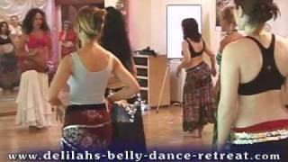 Delilah's Visionary Belly Dance Retreats in Hawaii! thumbnail