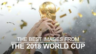 The Best Images From The 2018 World Cup