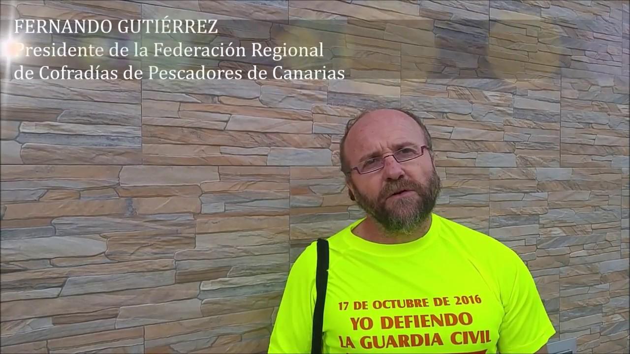 Pladesemapesga GANA LA BATALLA A FERNANDO GUTIERREZ Presidente de las cofradías de Canrias Y el Gobierno resuelve que tiene que entregar la documentación de las cofradias y federación.