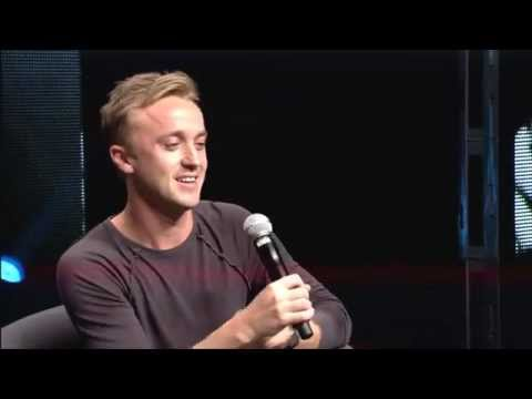 Calgary  Expo 2014: Spotlight on Tom Felton