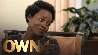 Lupita Nyong'o Reflects On Her Oscar Win In 2014 | Oprah At Home | Oprah Winfrey Network