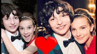 finn wolfhard and millie bobby brown funny and cute moments